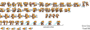 Taiream Sprites Ver. 1.30 by Toad900