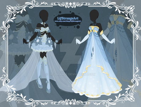 [Close]  Adoptable Outfit Auction 66,68 by LifStrange