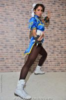 Chun Li Cosplay. Street Fighter. by MorganaCosplay