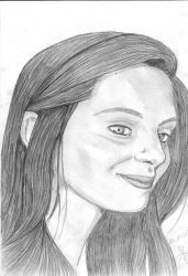 Portrait for a friend (Sonia) by dred69