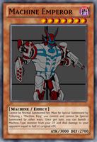 Machine Emperor by MarioFanProductions
