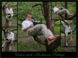 Bookworm Package by Eirian-stock