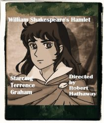Terrence Graham as Hamlet by Rosemary555