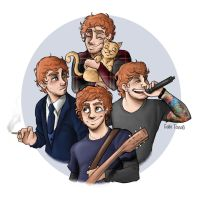 Happy 24th Birthday, Ed by GabiTozati