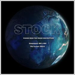 Planet Stock v3 by Hameed