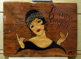 Jersey Queen by luther1000