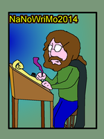 NaNoWriMo2014 (Title TBA) Chapter 2 by mattwandcow
