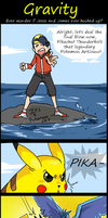 Pokemon: Gravity