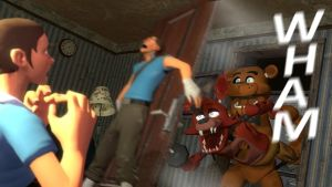 You Ready For Freddy? by Andrewnuva199