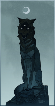 Hecate by CanisAlbus