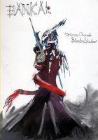 Oblivion Chained Blood Shadow Bankai by OblivionChained