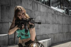 Lara Croft Tomb Raider: Taking Aim by JennCroft