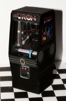 Tron by Wadyface