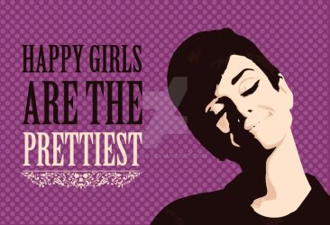 Happy Girls, Audrey by Z-any