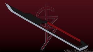Sword Of The War Hero by Plateal
