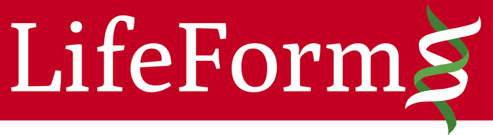 LifeForms Logo by Life-Forms
