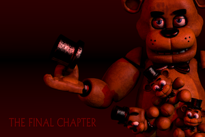 The Final Chapter by jorjimodels