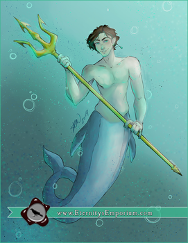 MerMay Merman by EternityEmporium