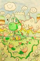 .:Yoshi:. by luigisister