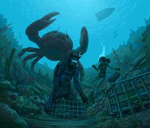 Under the Sea by electronicron