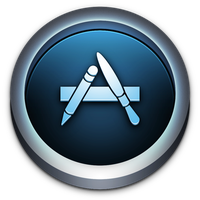 App Store Icon for Mac OS X by TinyLab