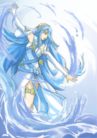 FE: Azura's Dance by Vidolus