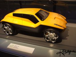 Concept Model Cars 1 by musxdemon