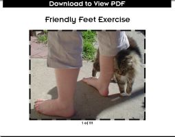 Friendly Feet Exercise Tut by CaliforniaClipper