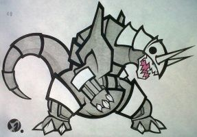 Pokemon - Aggron : Dedication Remix