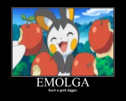 Emolga Motivational