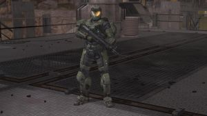 Master Chief by JWBeyond