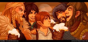 The Hobbit: An Unexpected Journey by IrenBee