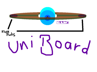 Uniboard design doodle by JSHaseo