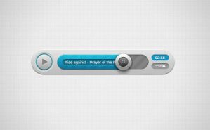 Audio Player by faisal128