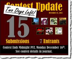 Two Days Left! by LadyMerrethsAuthor