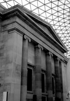 The British Museum by Little-black-dress