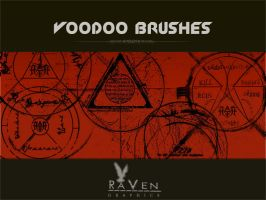 VooDoo Brushes by RavenGraphics