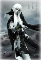 Loong soul doll God of Water GongGong Limited by LoongSoul