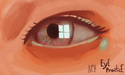 Eye Practice by ineedpractice
