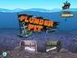 Plunder Pit - Start Screen