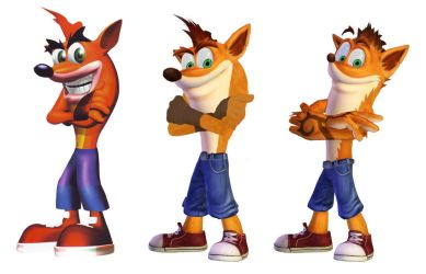 Crash Bandicoot 2015 - Naughty Dog Style by AWE-SAM