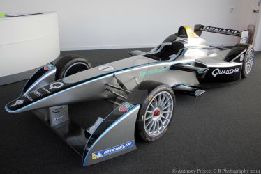 Formula E Car by gopherboy76