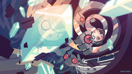 Cyborgs (In Space) thumbnail illustration by GoshaDole
