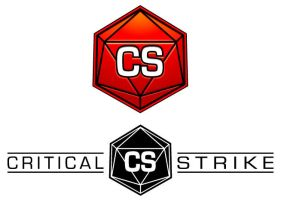 Critical Strike Clothing logo by BrianManning