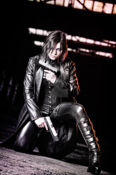 Selene (Underworld) by NiKcKu