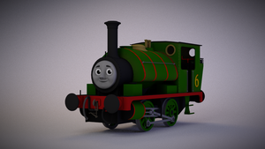NWR No.6 Percy by explosivecookie
