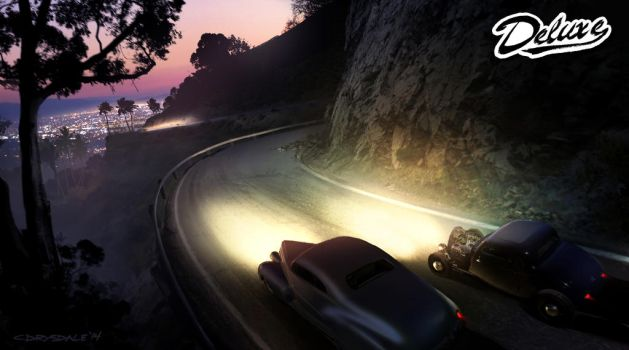 Deluxe: Mulholland by Spex84