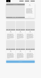 Blog Design (definitely not finished) by Terrance8d