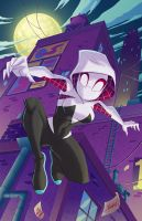 Spider-Gwen by natelovett