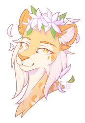 Flower crown by kseniyart